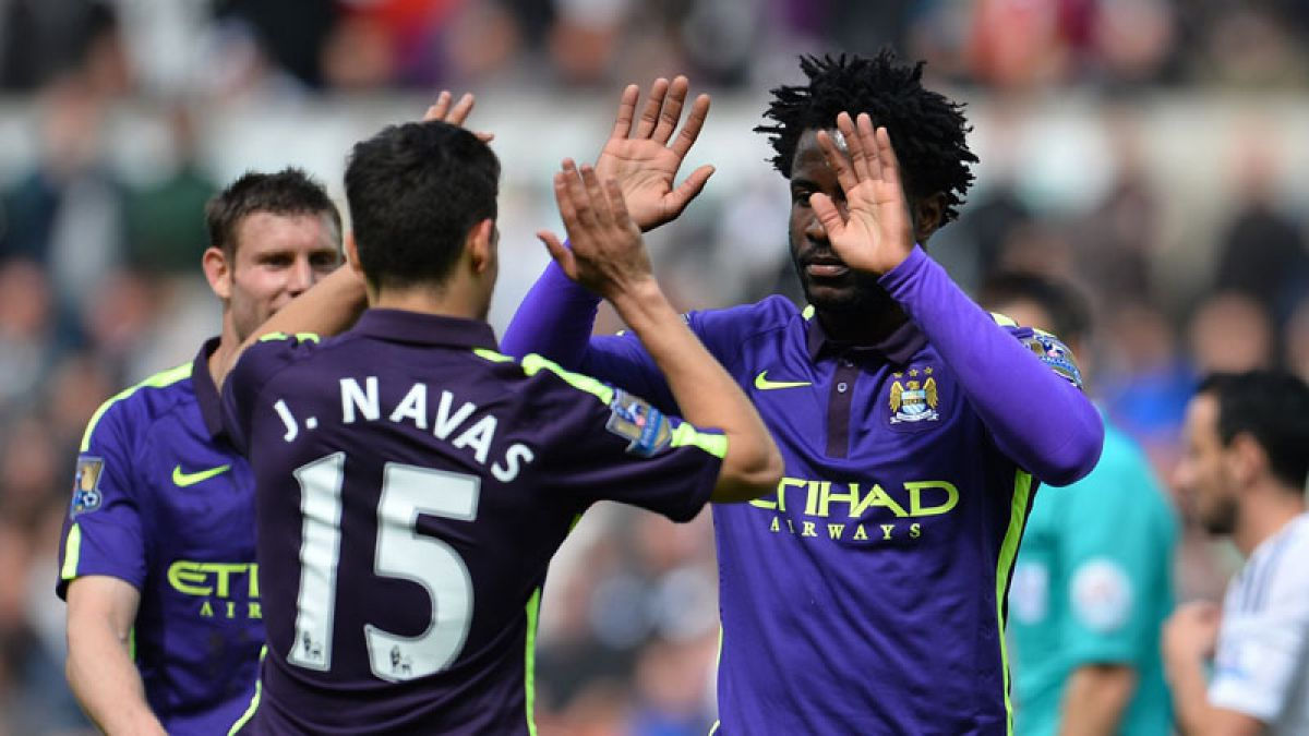 Manchester City sufre para asegura su cupo para la Champions League