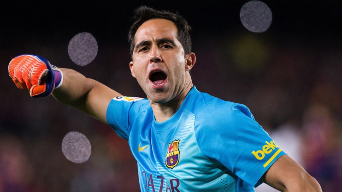 Bravo para Claudio: Barcelona campeón en España