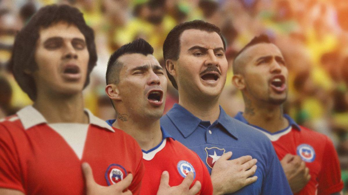 [VIDEO] Spot reúne a todos los jugadores históricos de Chile