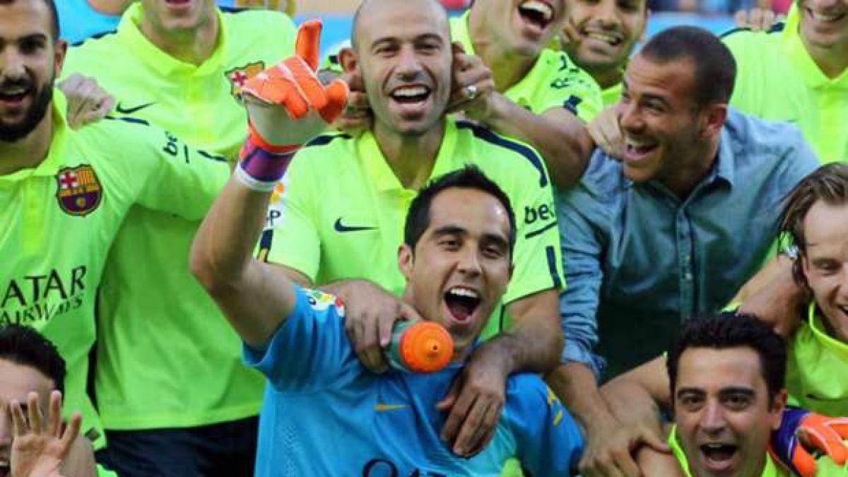 [FOTOS] Prenómina de Chile: Cuatro campeones, un goleador y sufren con descensos