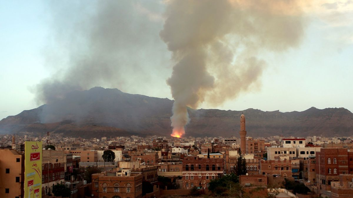 La coalición árabe reanuda los bombardeos en Yemen | Tele 13