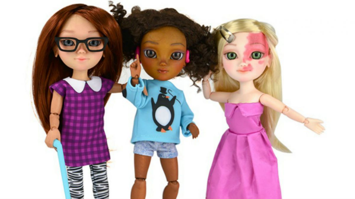 Una campaña de Facebook inspira la creación de muñecas para niños ...