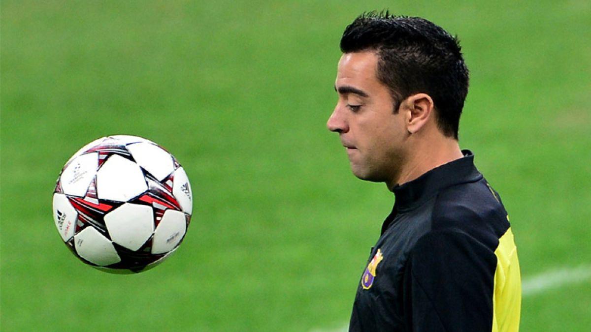 Fin a una era: Xavi dice adiós al Barcelona