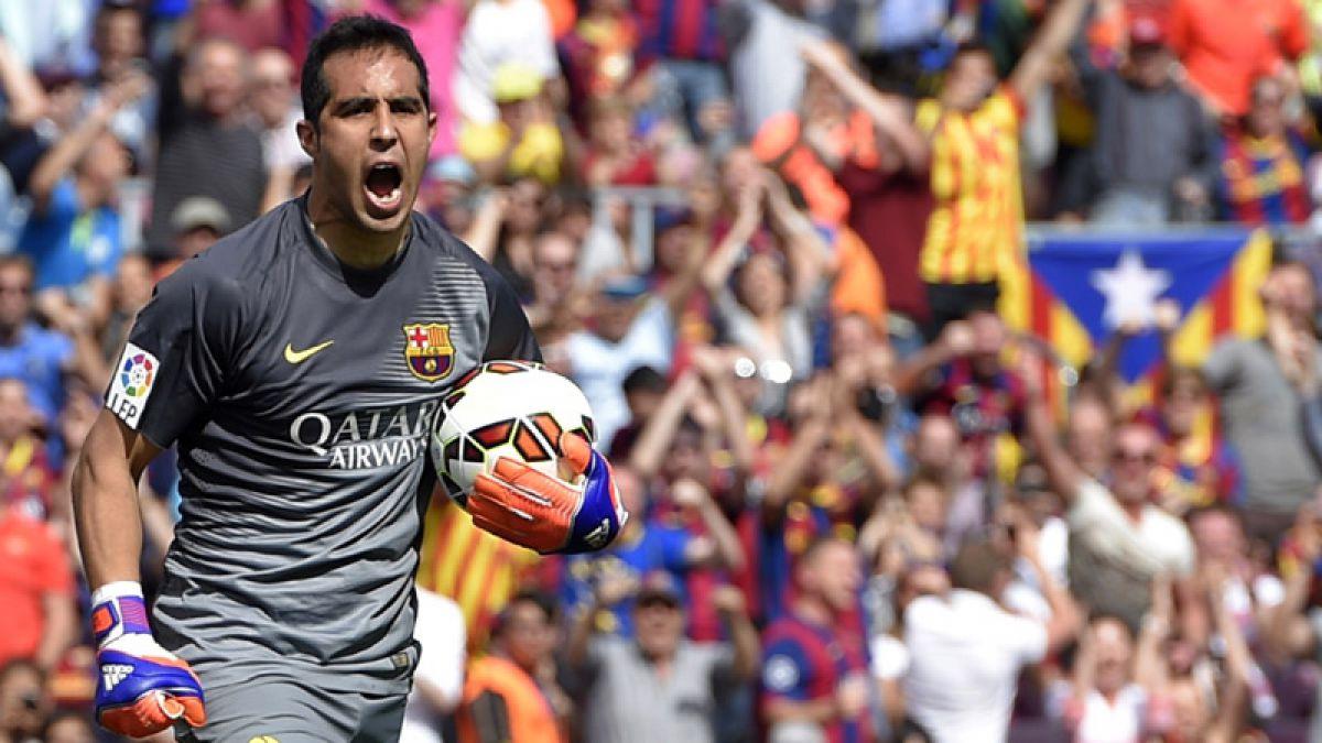 Trofeo Zamora a la vista: Barcelona destaca los récords de Bravo