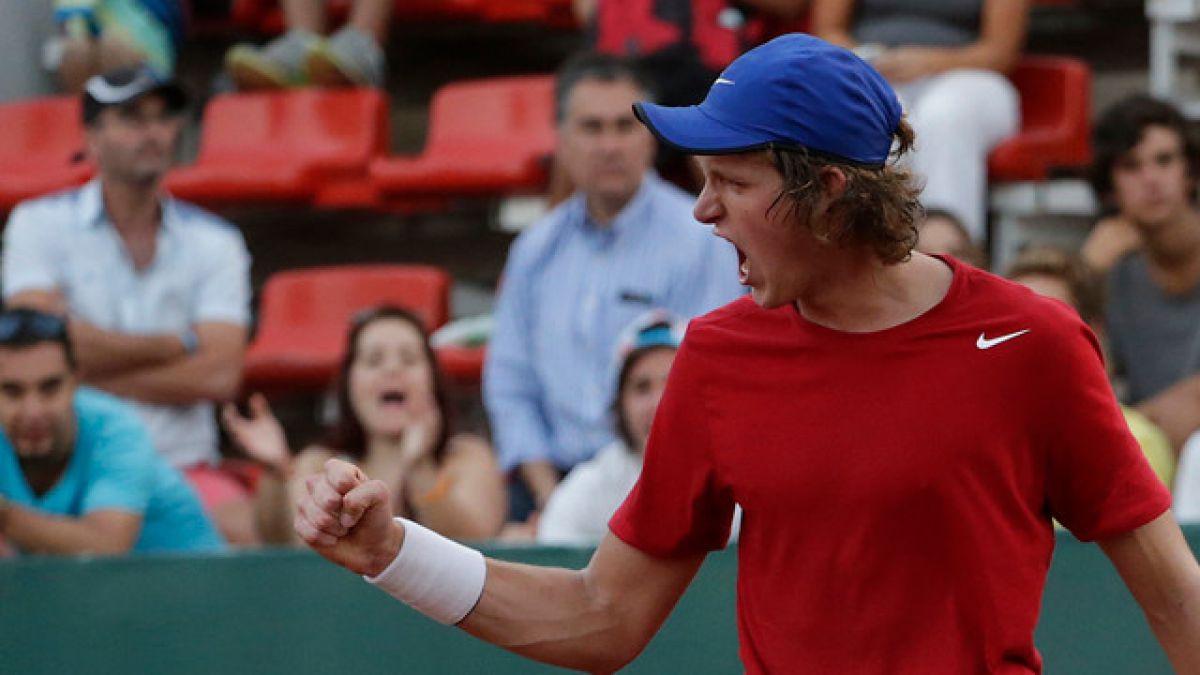 Solo queda Jarry: Podlipnik y Garín eliminadores de Roland Garros