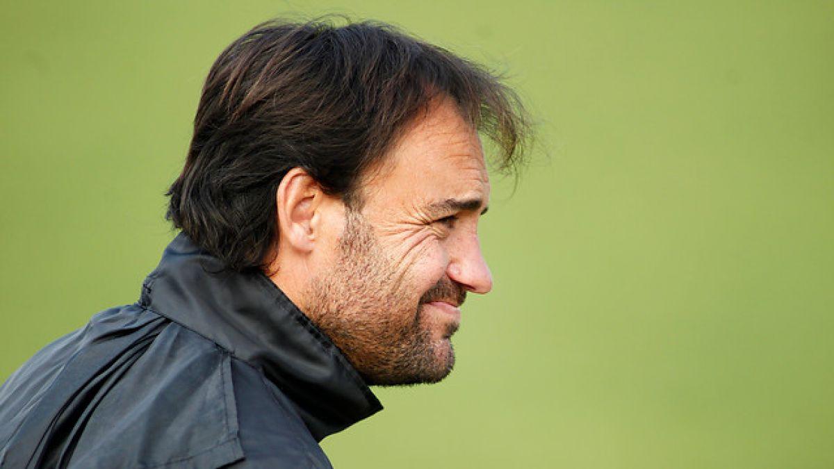 Colo Colo confirma a Sierra como nuevo técnico