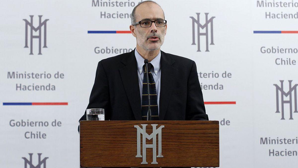 Ministro de Hacienda: No vamos a moderar las reformas porque los empresarios lo pidan
