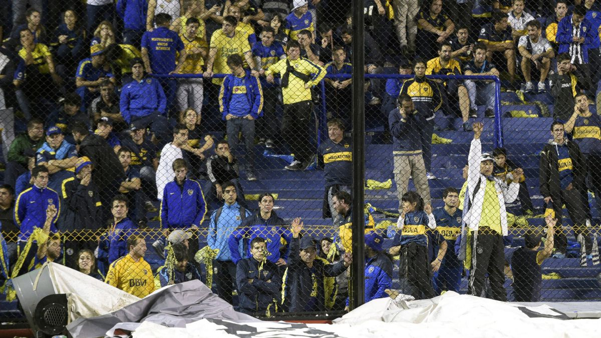 Boca Juniors demanda a 17 hinchas por incidentes que causaron descalificación de la Libertadores