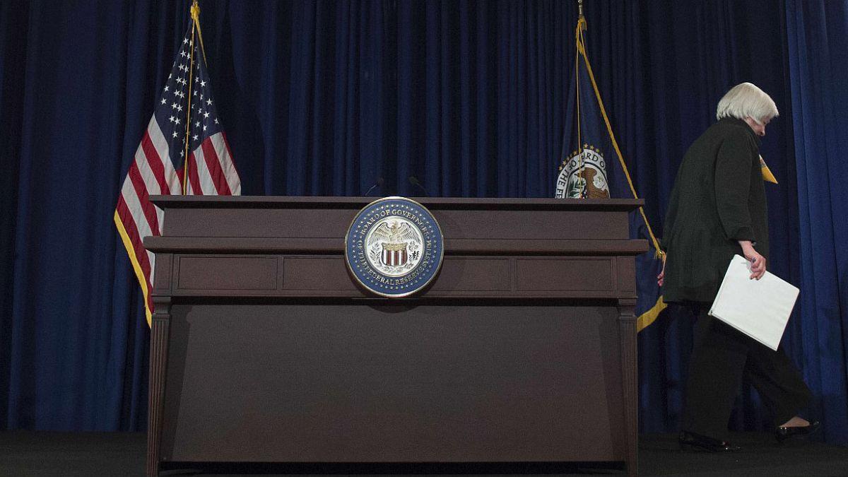 Fed mantiene tasa de interés: Yellen dice que mayoría estima que un alza este año sería apropiada