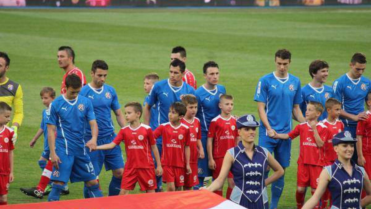 Henríquez y Fernandes campeones de la Copa Croacia
