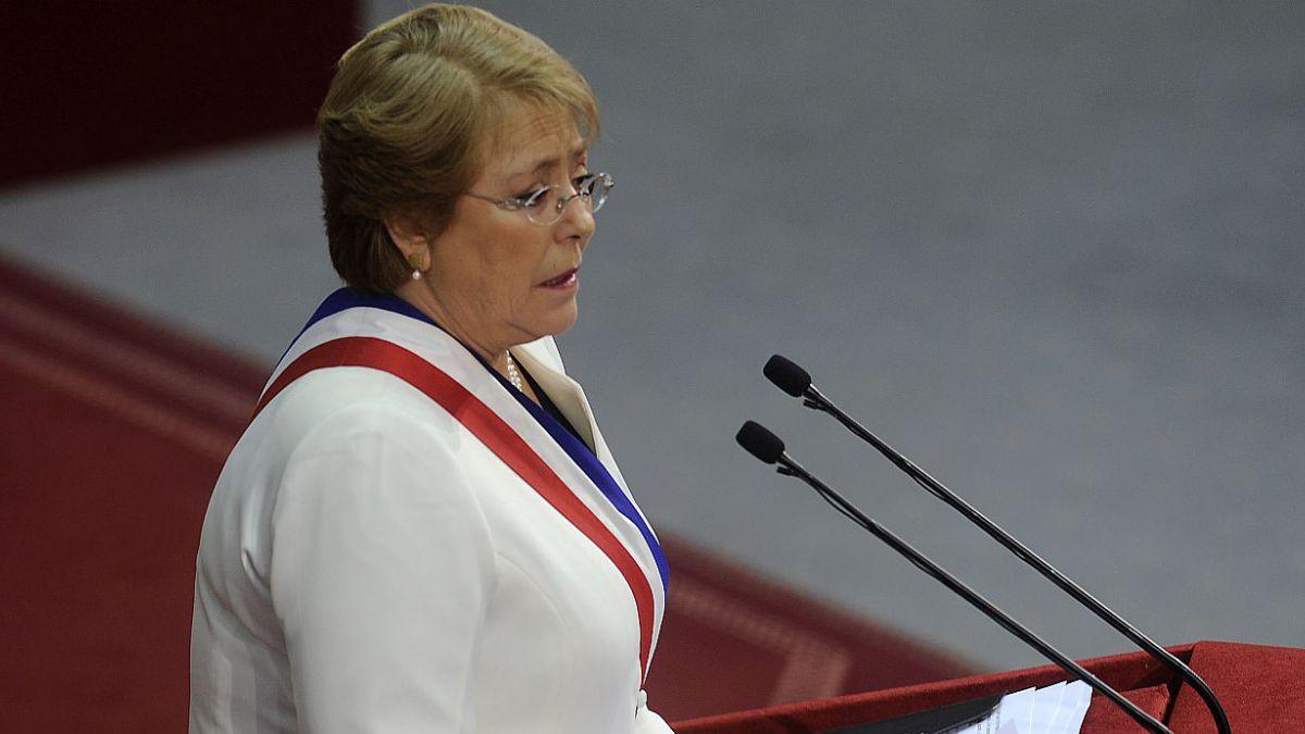 10 claves del discurso de Michelle Bachelet en materia económica