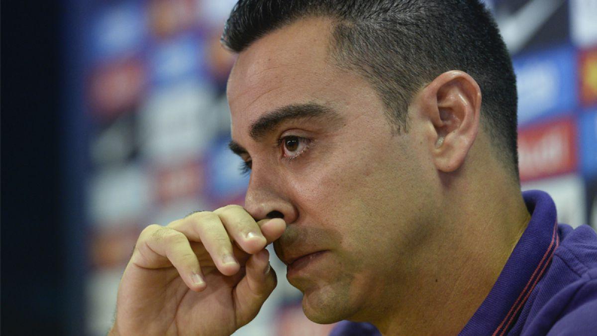 Destino Qatar: Xavi confirma adiós al Barcelona