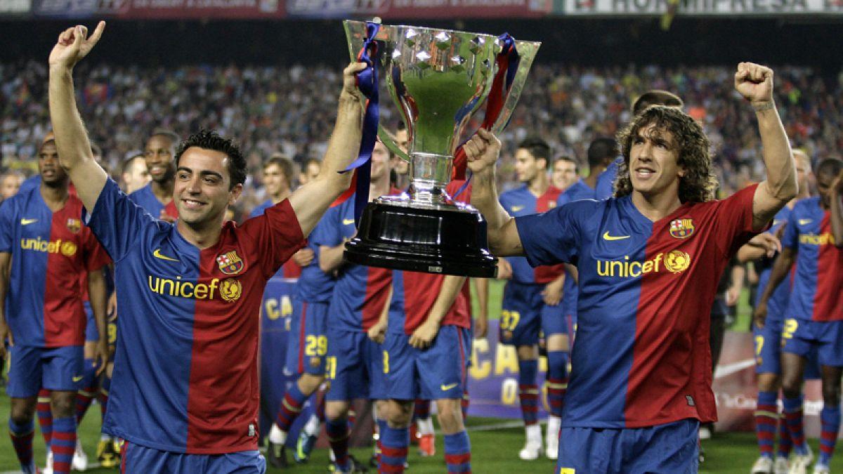 23 títulos con el Barcelona: Los sorprendentes números de Xavi