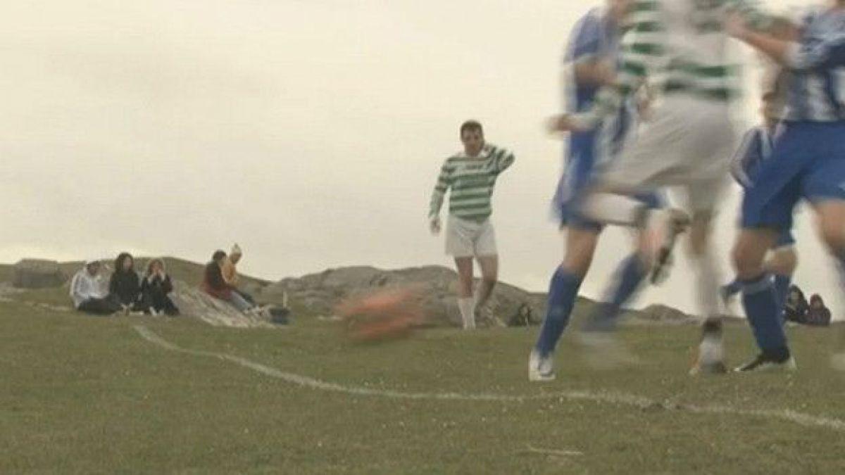La remota cancha de fútbol que es una de las más extraordinarias del mundo según la FIFA