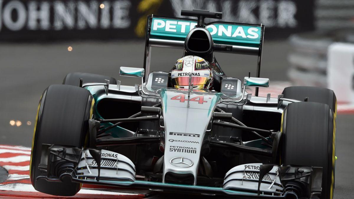 Gran Premio de Mónaco: Hamilton consigue su quinta pole de la temporada