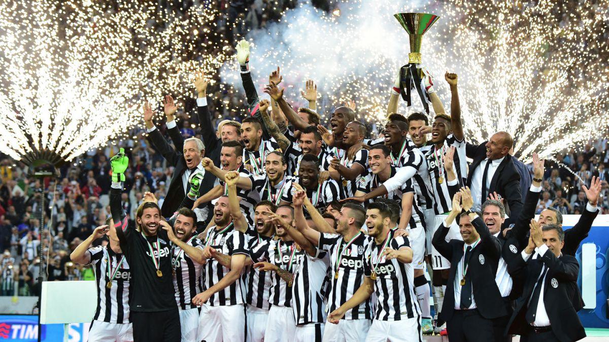 Así celebraron los clubes de Europa que levantaron la copa este sábado