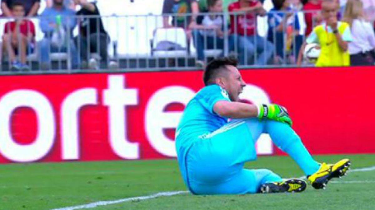 Sufre Brasil: Portero titular sufre grave lesión y queda fuera de Copa América