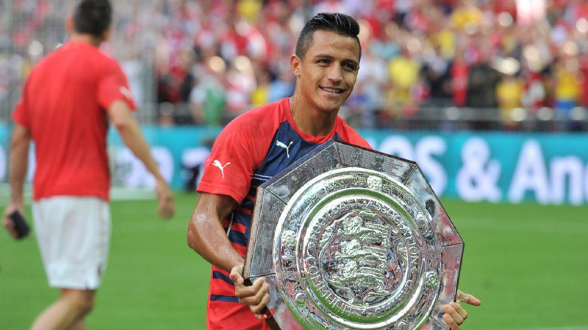 Los destacados logros de Alexis en su primera temporada en Arsenal FC