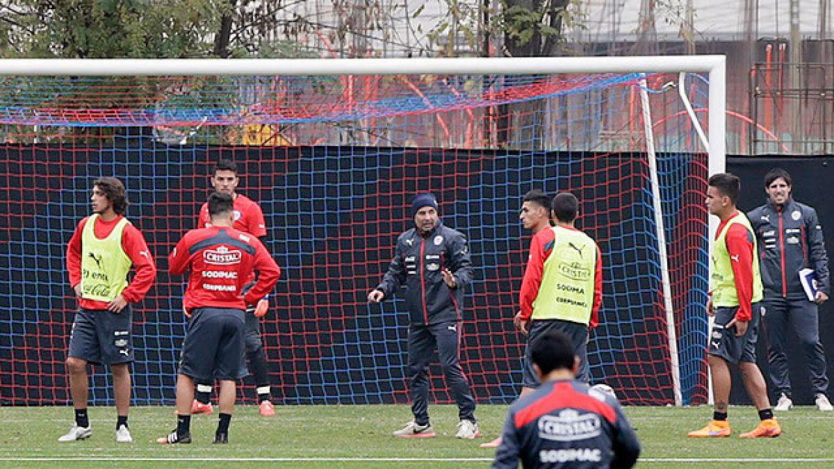 """Sampaoli y la """"Roja"""" se trasladan a nuevo búnker para seguir trabajos de Copa América"""