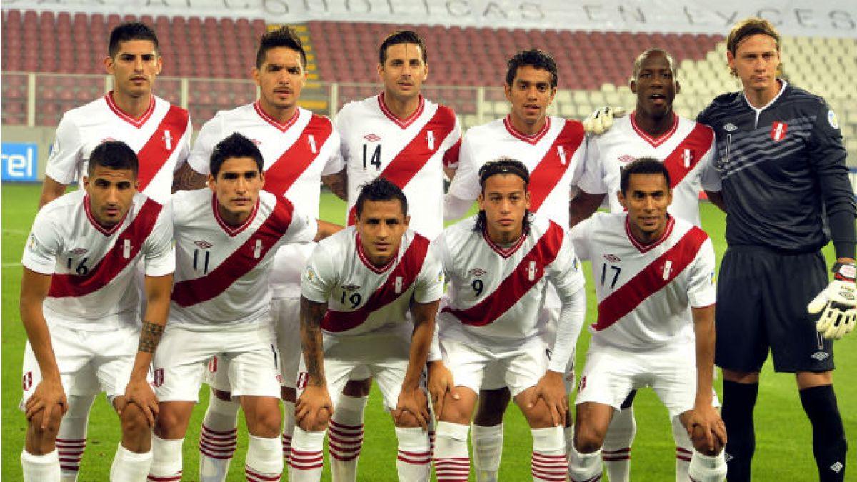 Perú entrega nómina definitiva para enfrentar la Copa América