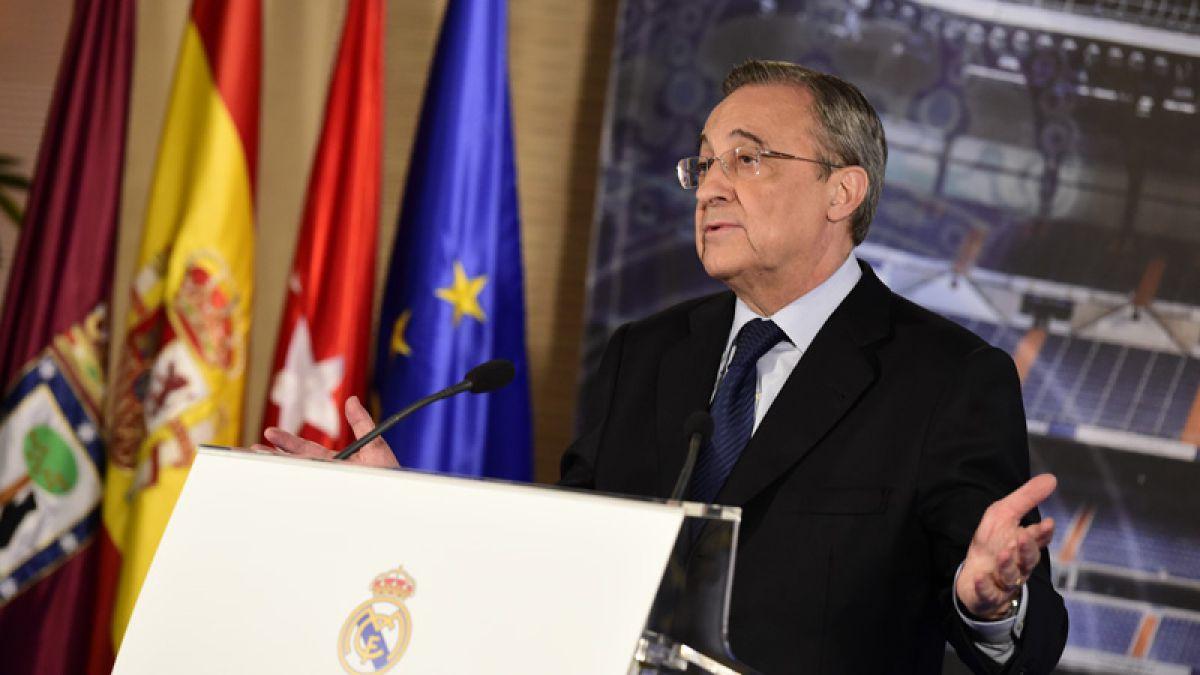 Florentino Pérez tras la salida de Ancelotti: El nuevo entrenador se conocerá la semana que viene