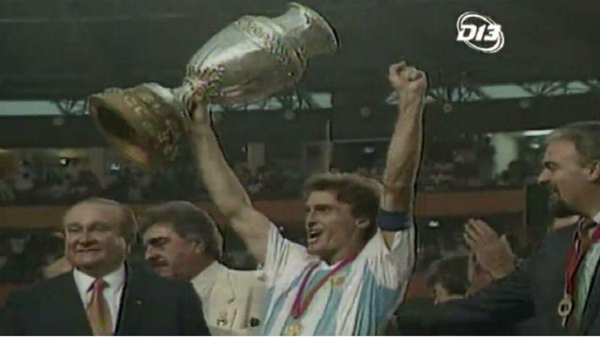 [VIDEO] Argentina Bicampeón en 1993: el último título de la Albiceleste en Copa América