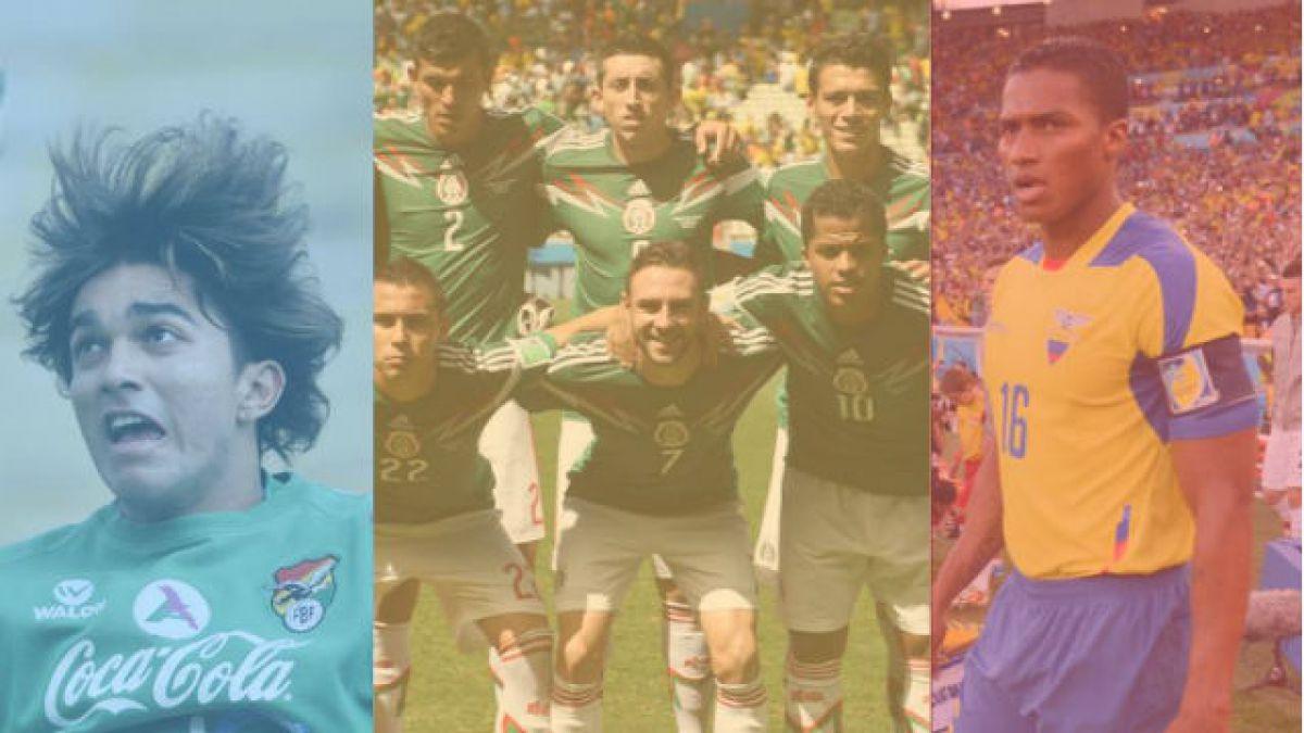 [VIDEO] Revisa la agenda de amistosos de los rivales de Chile en Copa América
