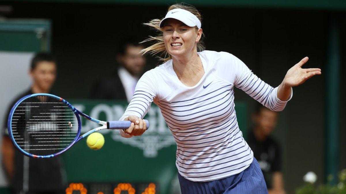 Nike suspende sus vínculos con la tenista rusa Maria Sharapova
