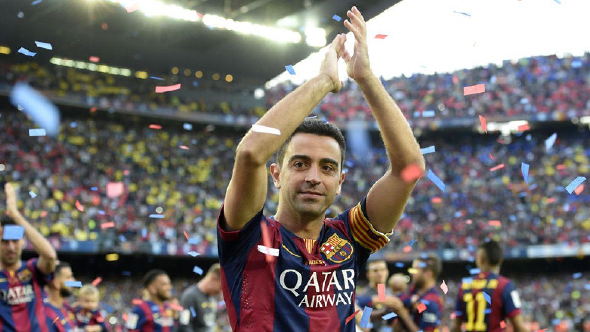 Xavi: Con Vidal y Douglas, Bayern es candidato para ganar la Champions