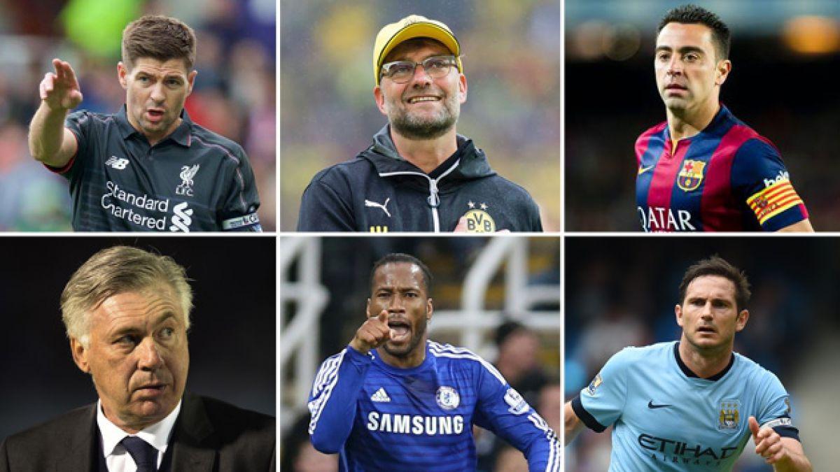 Las 6 despedidas que marcaron la temporada en el fútbol europeo