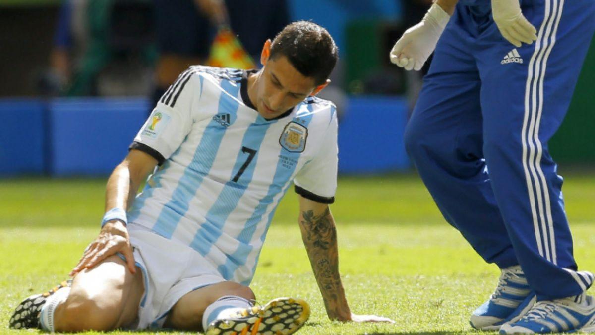 """[FOTOS] El """"fantasma"""" de las lesiones: 10 astros se pierden la Copa América"""