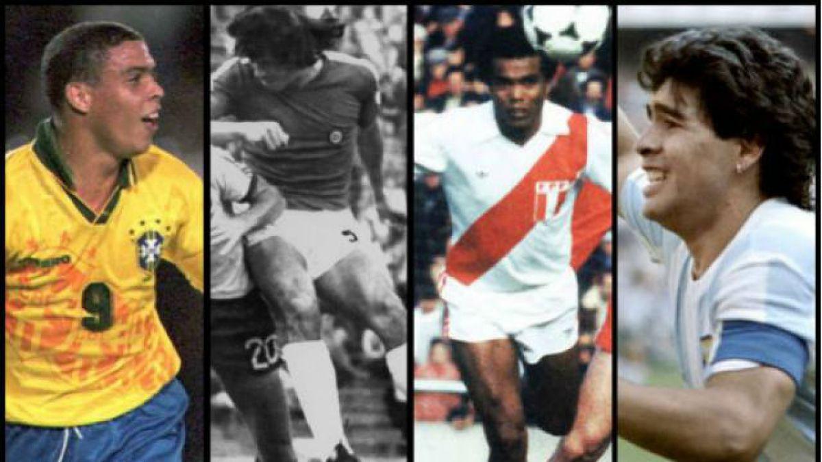 [FOTOS] Conoce los 11 jugadores del equipo ideal histórico de América