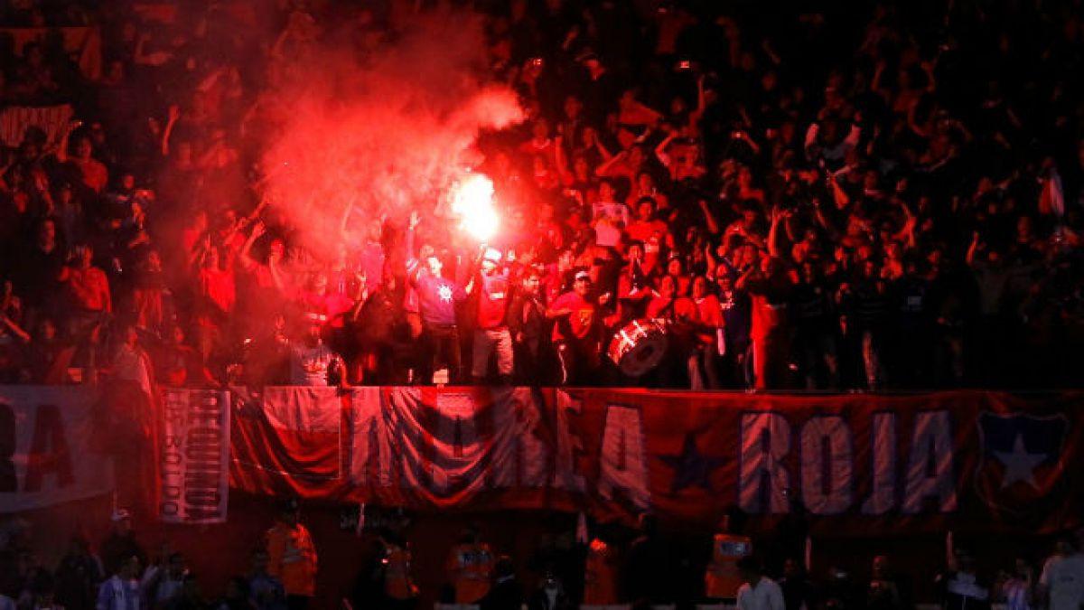 Gobierno anunció mano dura con hinchas que cometan delitos en Copa América