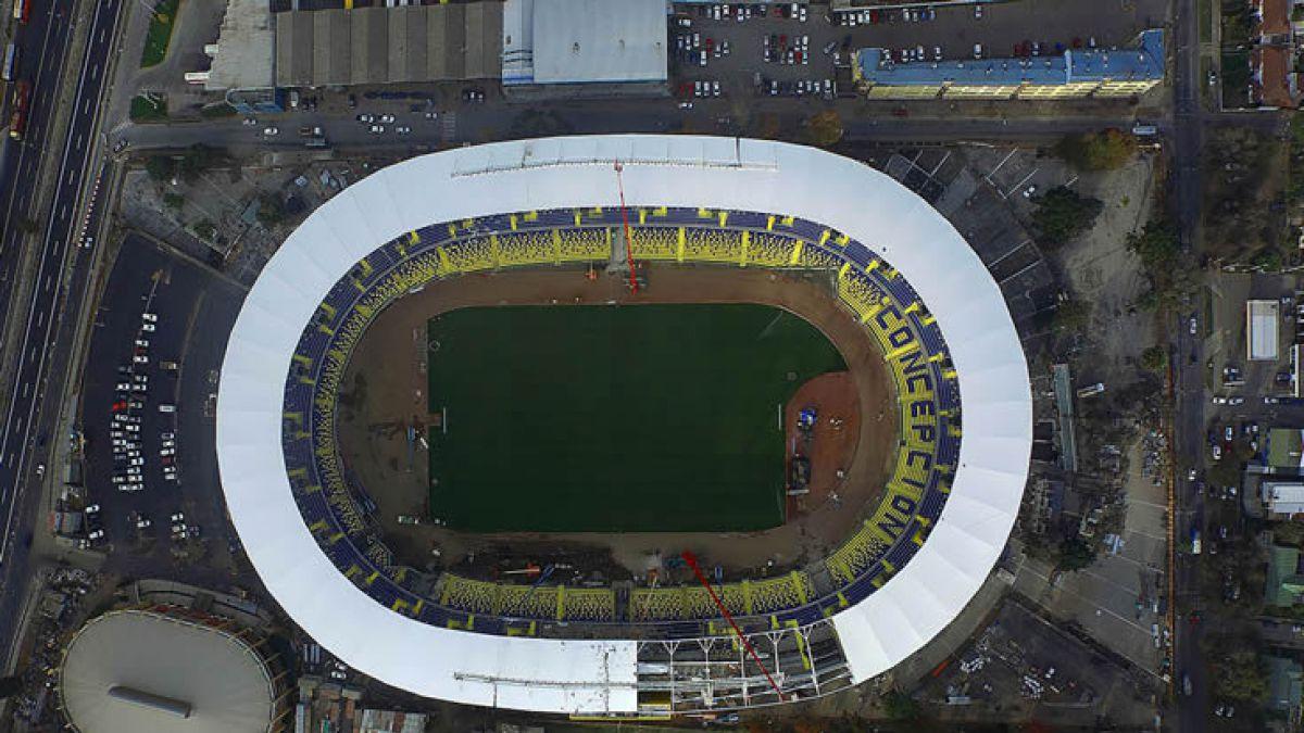 [FOTOS] Increíbles imágenes aéreas de los 9 estadios de la Copa América