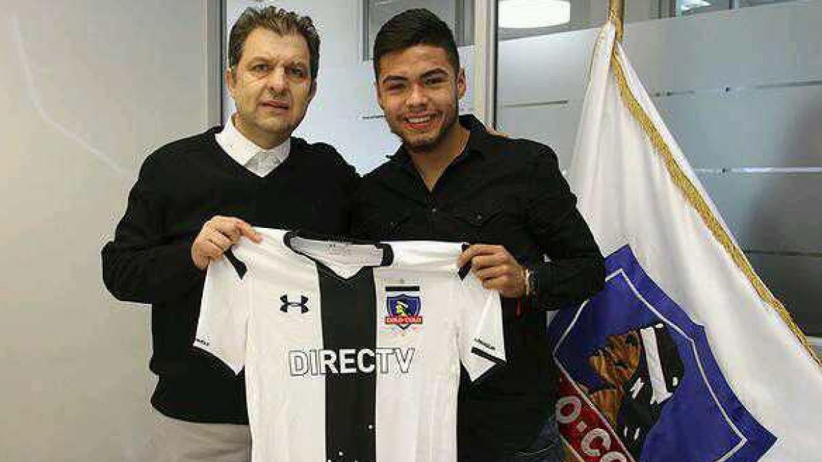 Paulo Díaz: Espero hacer un buen año y tener una posibilidad en la selección