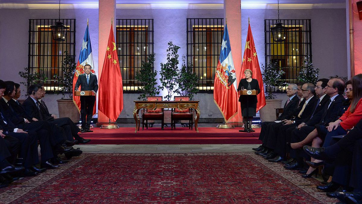 Las implicancias del acuerdo de cooperación financiera entre Chile y China