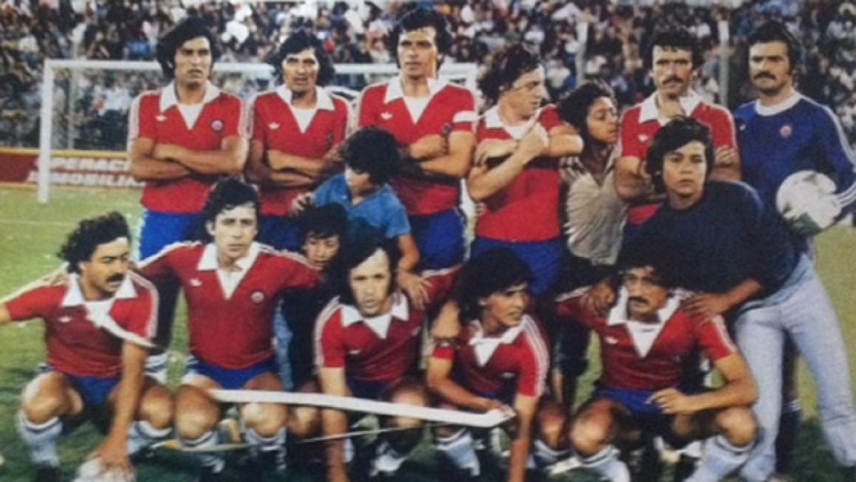 [VIDEO] Chile rozó la gloria en la Copa América de 1979