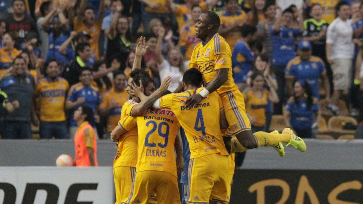 Tigres de México es el primer semifinalista de la Copa Libertadores
