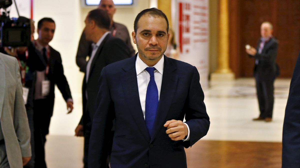 Ali Bin Al Hussein, candidato a la presidencia de la FIFA: Hoy es un día triste para el fútbol