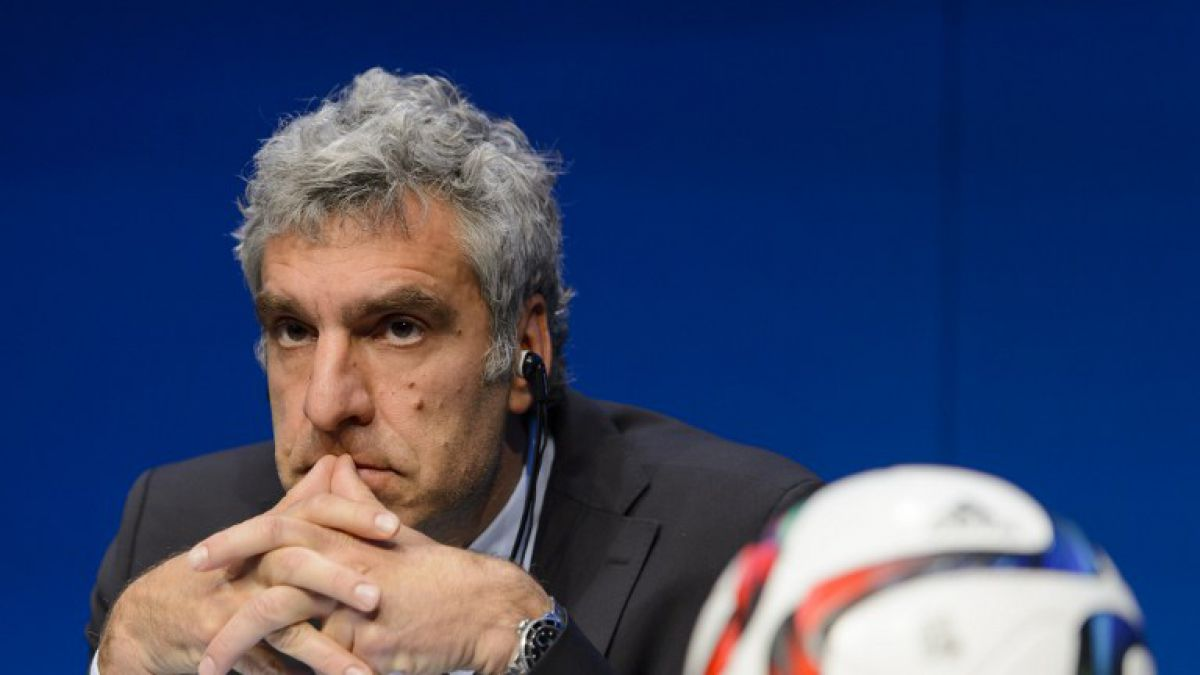 Dimite el director de comunicación de la FIFA Walter De Gregorio