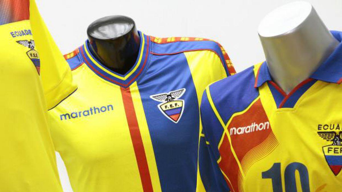 Ecuador presenta camiseta de Copa América con lema: La piel que te hace ecuatoriano