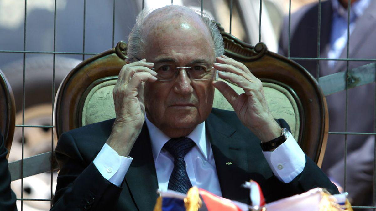 Congreso FIFA: Blatter apela al espíritu de equipo para solucionar los problemas