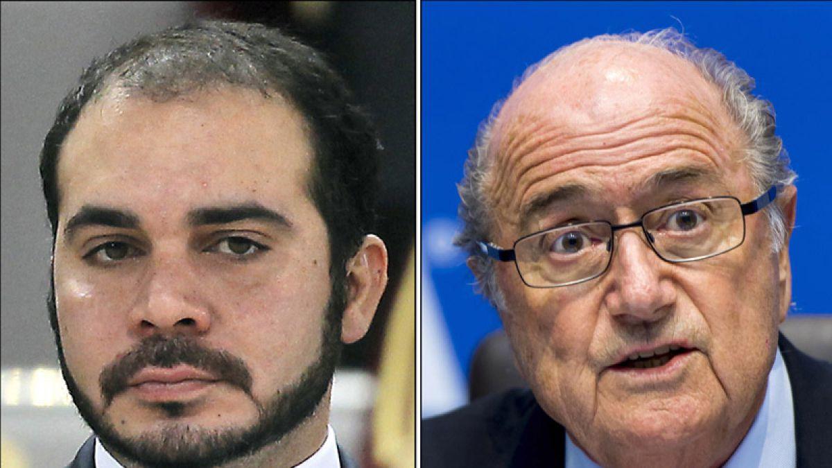 Al Hussein baja su candidatura y Joseph Blatter continúa al mando de la FIFA