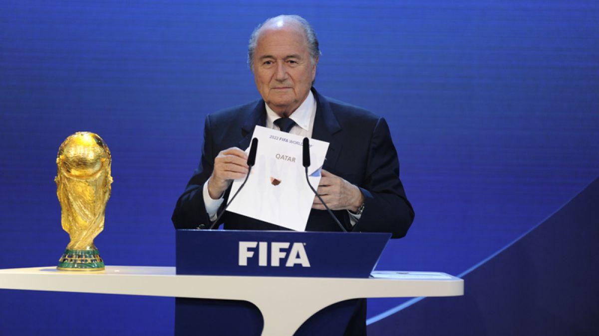 ¿Puede Joseph Blatter seguir al mando de la FIFA?
