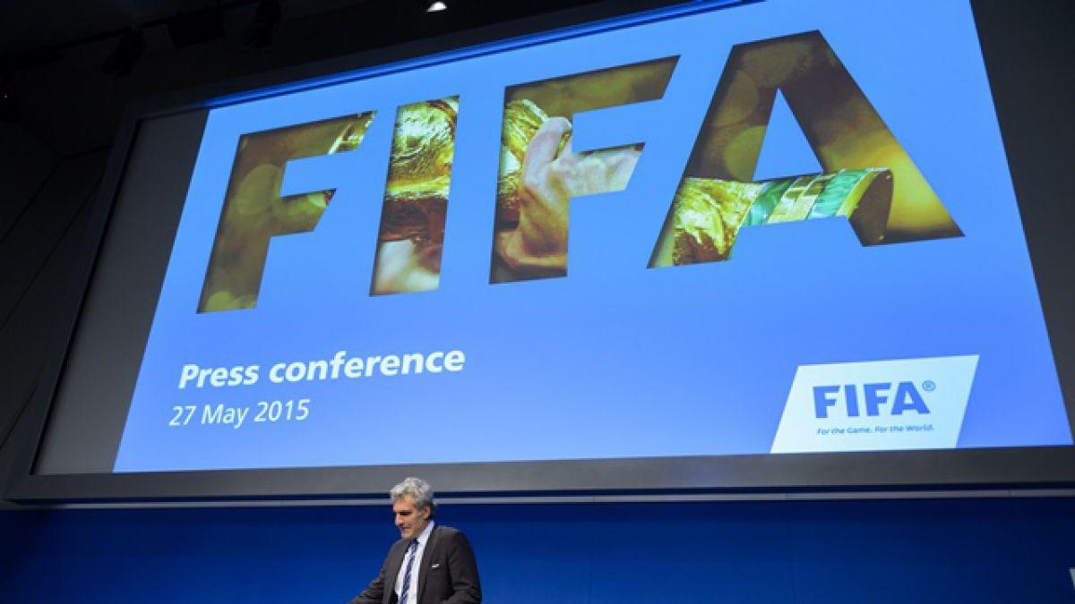 Investigación por caso FIFA: Esta es una Copa del Mundo del fraude