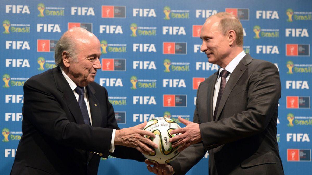 Cómo la detención de altos mandos FIFA podría complicar las relaciones entre EE.UU. y Rusia