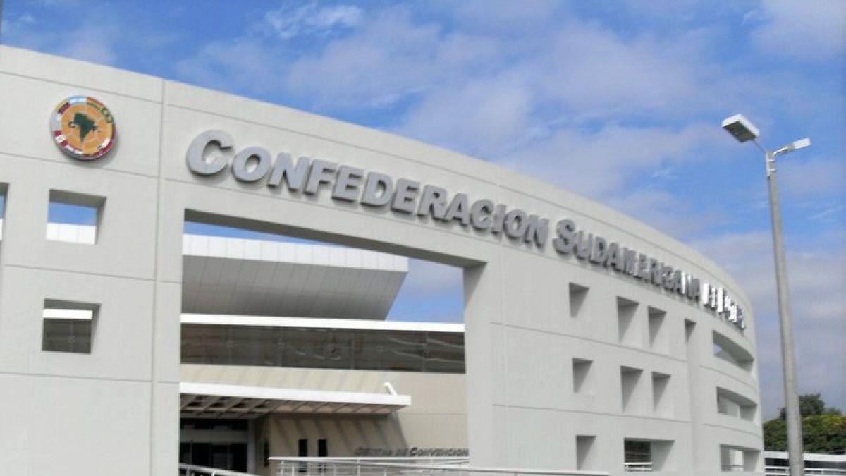 Conmebol convoca a su Comité Ejecutivo para reunión extraordinaria