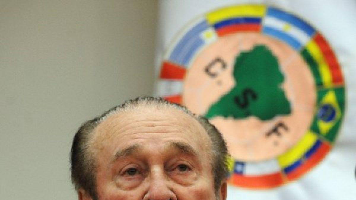 FIFA: Paraguay dice que recibió el pedido de extradición por Nicolás Leoz