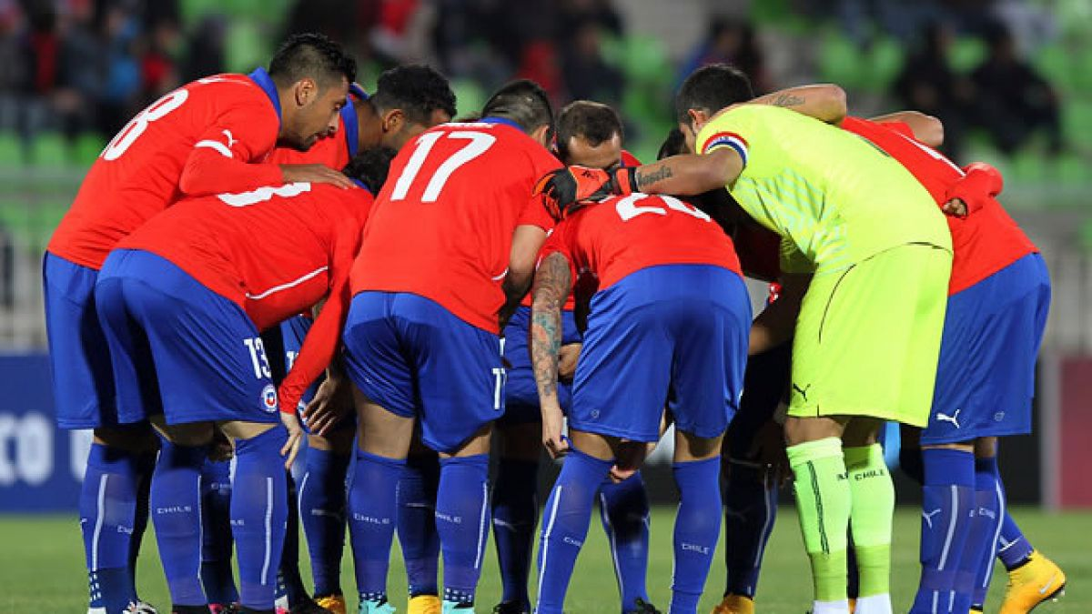 10 mil pesos la galería para ver el último duelo de Chile previo a Copa América