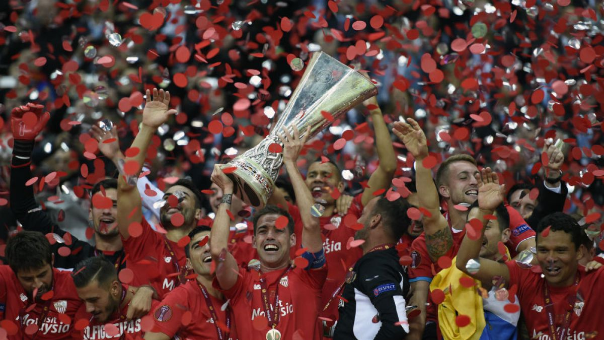 Retuvo la copa: Sevilla campeón de la Europa League
